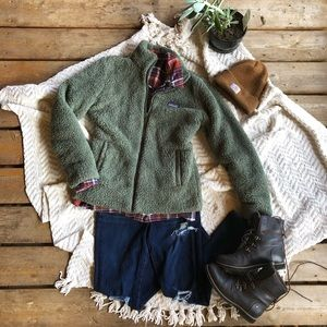 W's Patagonia Los Gatos Full Zip Jacket